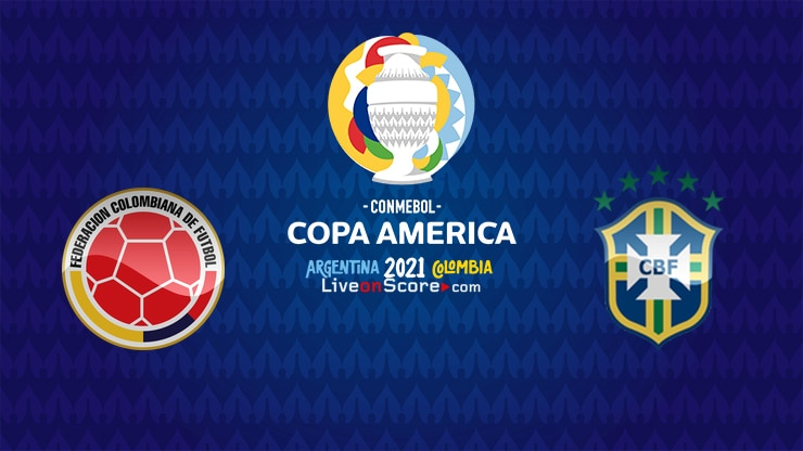 Brazil vs Colombia Preview and Prediction Live stream – Copa America  2021