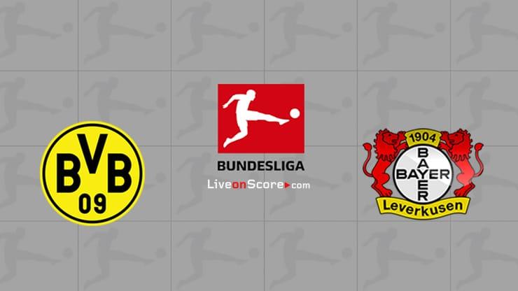 Dortmund vs Bayer Leverkusen Preview and Prediction Live stream Bundesliga 2021