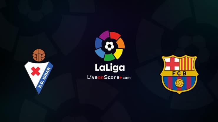 Eibar vs Barcelona Preview and Prediction Live stream LaLiga Santander 2021