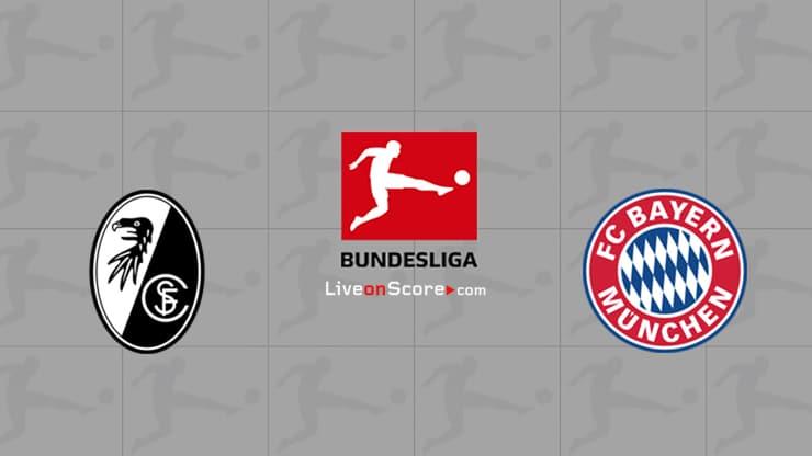 Freiburg vs Bayern Munich Preview and Prediction Live stream Bundesliga 2021