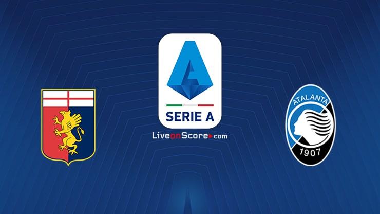 Genoa vs Atalanta Preview and Prediction Live stream Serie Tim A 2021
