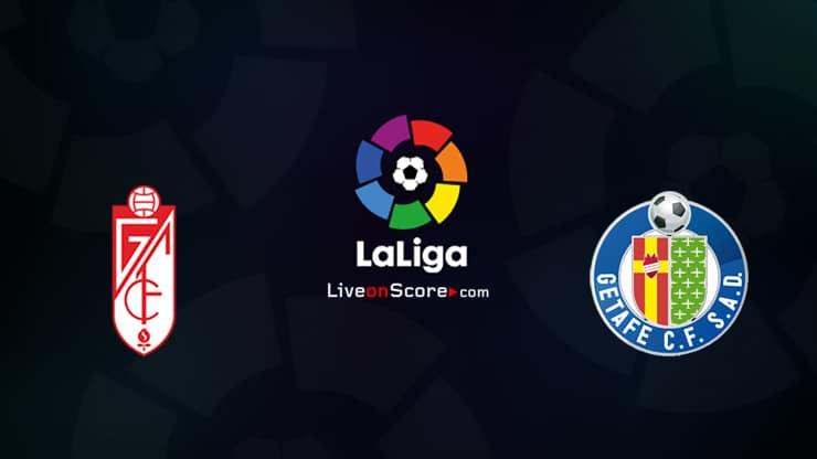 Granada CF vs Getafe Preview and Prediction Live stream LaLiga Santander 2021