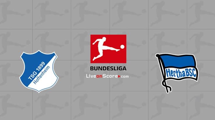 Hoffenheim vs Hertha Berlin Preview and Prediction Live stream Bundesliga 2021