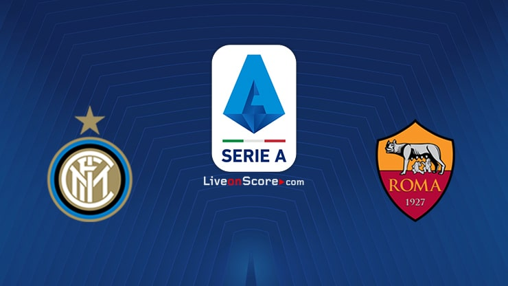 Inter vs AS Roma Preview and Prediction Live stream Serie Tim A 2021