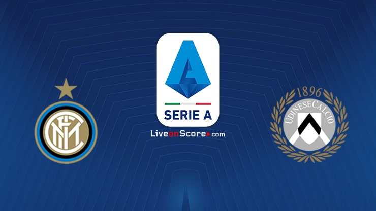 Inter vs Udinese Preview and Prediction Live stream Serie Tim A 2021