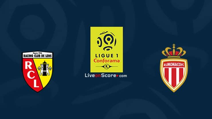 Lens vs Monaco Preview and Prediction Live stream Ligue 1 – 2021