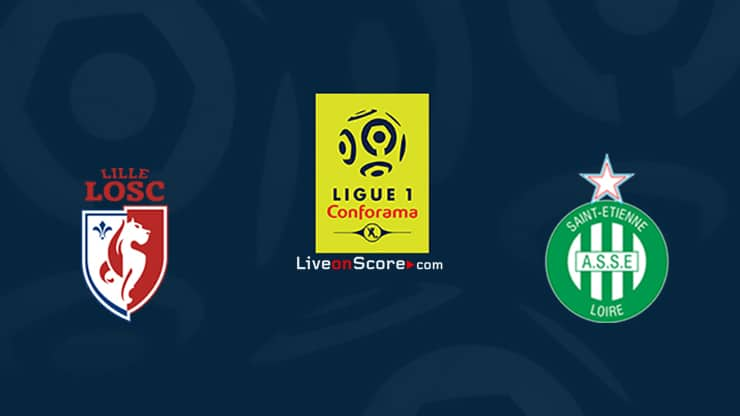 Lille vs St Etienne Preview and Prediction Live stream Ligue 1 – 2021