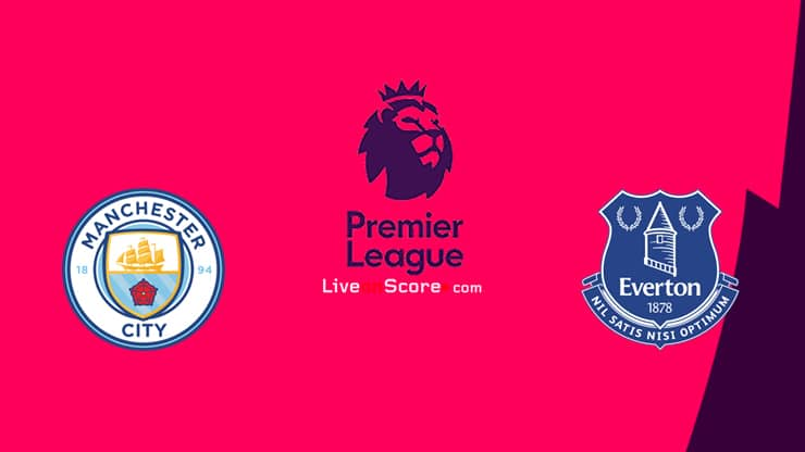 Manchester City vs Everton Preview and Prediction Live stream Premier League 2021