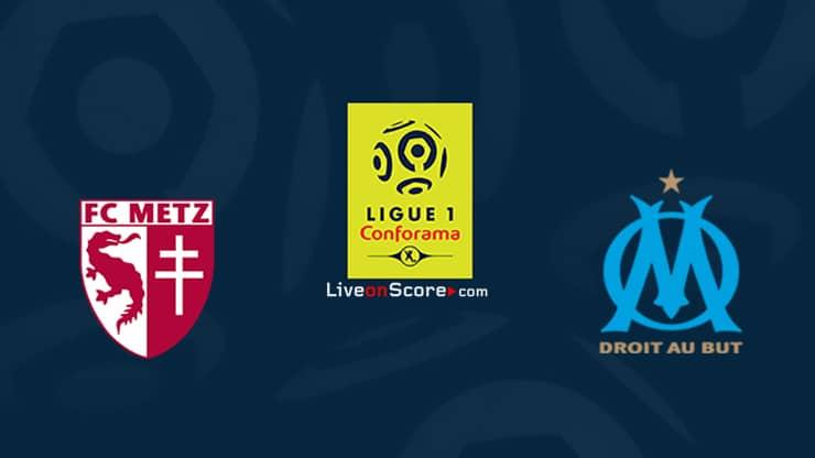 Metz vs Marseille Preview and Prediction Live stream Ligue 1 – 2021