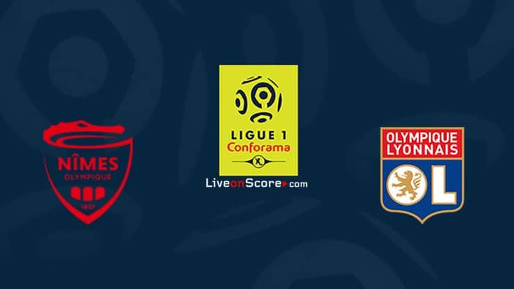 Nimes vs Lyon Preview and Prediction Live stream Ligue 1 – 2021