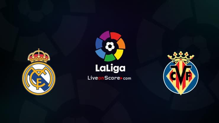 Real Madrid vs Villarreal Preview and Prediction Live stream LaLiga Santander 2021