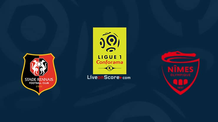Rennes vs Nimes Preview and Prediction Live stream Ligue 1 – 2021
