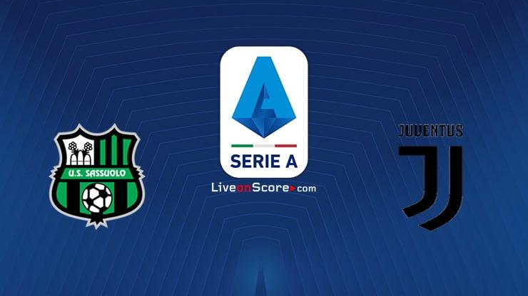Sassuolo vs Juventus Preview and Prediction Live stream Serie Tim A 2021