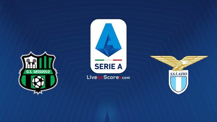 Sassuolo vs Lazio Preview and Prediction Live stream Serie Tim A 2021