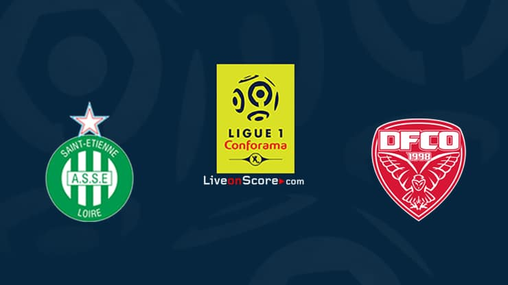 St Etienne vs Dijon Preview and Prediction Live stream Ligue 1 – 2021