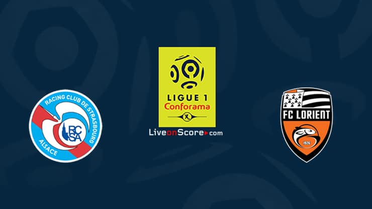 Strasbourg vs Lorient Preview and Prediction Live stream Ligue 1 – 2021