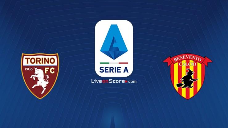 Torino vs Benevento Preview and Prediction Live stream Serie Tim A 2021