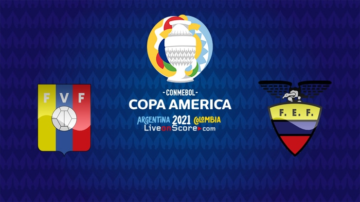 Venezuela vs Ecuador Preview and Prediction Live stream – Copa America  2021