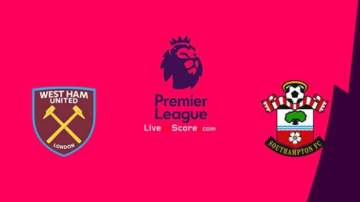 West Ham vs Southampton Preview and Prediction Live stream Premier League 2021