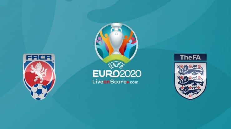 Czech Republic vs England Preview and Prediction Live Stream – EURO 2020