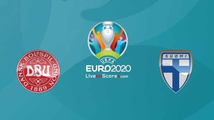 Denmark vs Finland Preview and Prediction Live Stream – EURO 2020