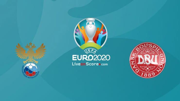 Russia vs Denmark Preview and Prediction Live Stream – EURO 2020