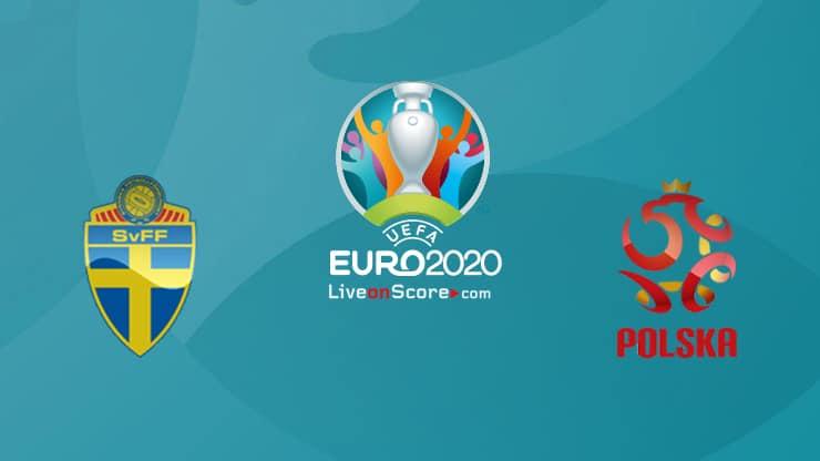Sweden vs Poland Preview and Prediction Live Stream – EURO 2020