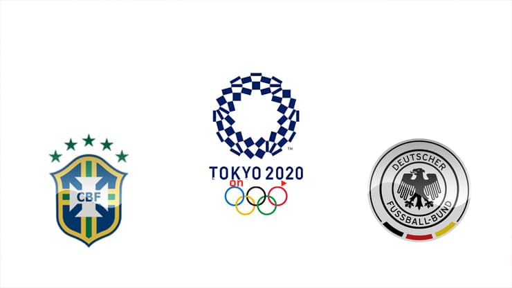 Brazil vs Germany Preview and Prediction Live stream Olympic Games 2021
