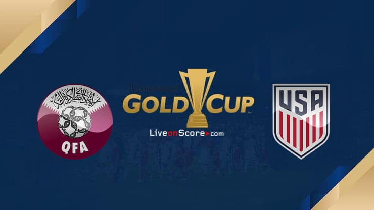 Qatar vs USA Preview and Prediction Live stream – Concacaf Gold Cup 2021