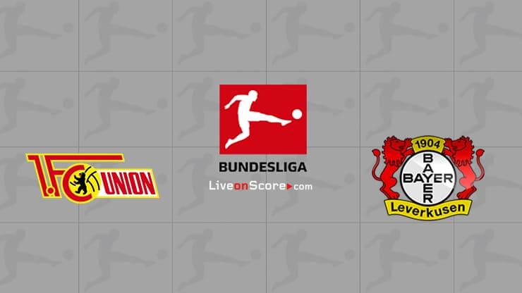 Union Berlin vs Bayer Leverkusen Preview and Prediction Live stream Bundesliga 2021/2022