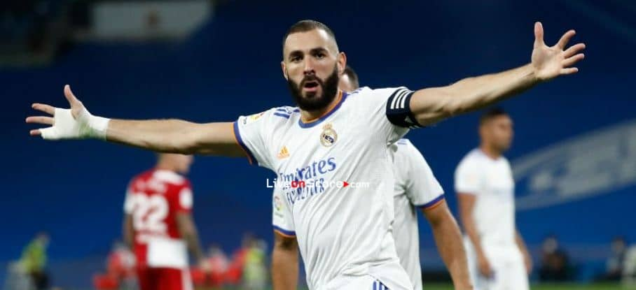 """Benzema: """"It was a special night with the fans and the atmosphere"""""""