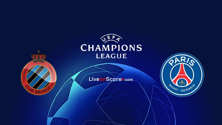 Club Brugge KV vs Paris SG Preview and Prediction Live stream UEFA Champions League 2021/2022