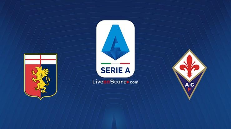 Genoa vs Fiorentina Preview and Prediction Live stream Serie Tim A 2021/2022