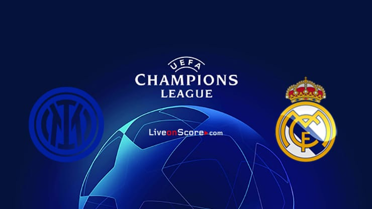 Inter vs Real Madrid Preview and Prediction Live stream UEFA Champions League 2021/2022
