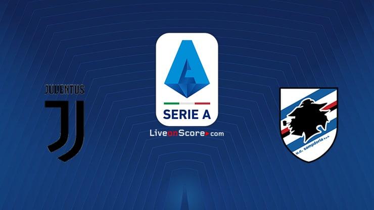 Juventus vs Sampdoria Preview and Prediction Live stream Serie Tim A 2021/2022