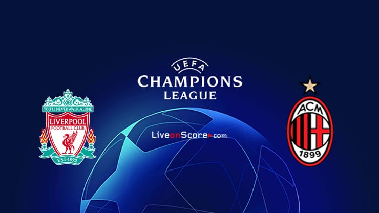 Liverpool vs AC Milan Preview and Prediction Live stream UEFA Champions League 2021/2022
