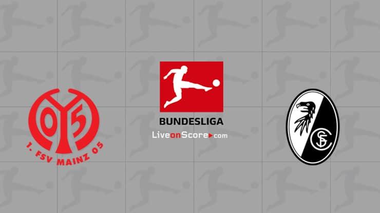Mainz vs Freiburg Preview and Prediction Live stream Bundesliga 2021/2022