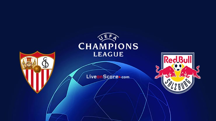 Sevilla vs Salzburg Preview and Prediction Live stream UEFA Champions League 2021/2022