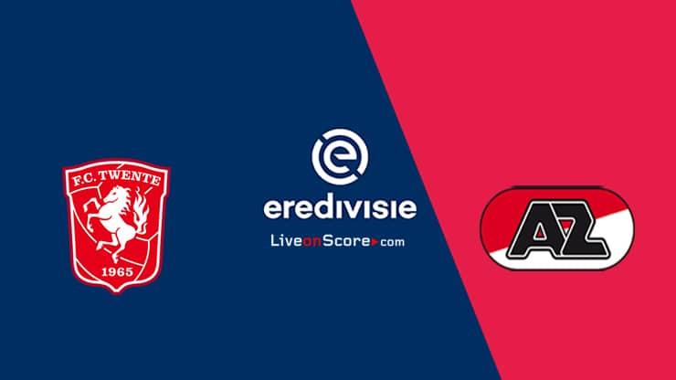 Twente vs AZ Alkmaar Preview and Prediction Live stream  Eredivisie 2021/2022