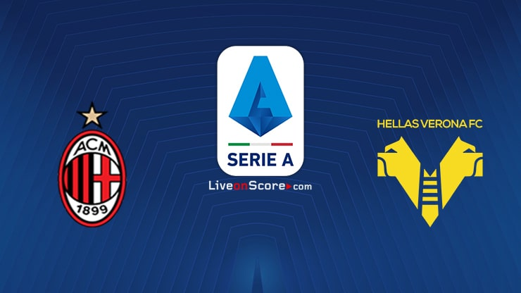 AC Milan vs Verona Preview and Prediction Live stream Serie Tim A 2021/2022