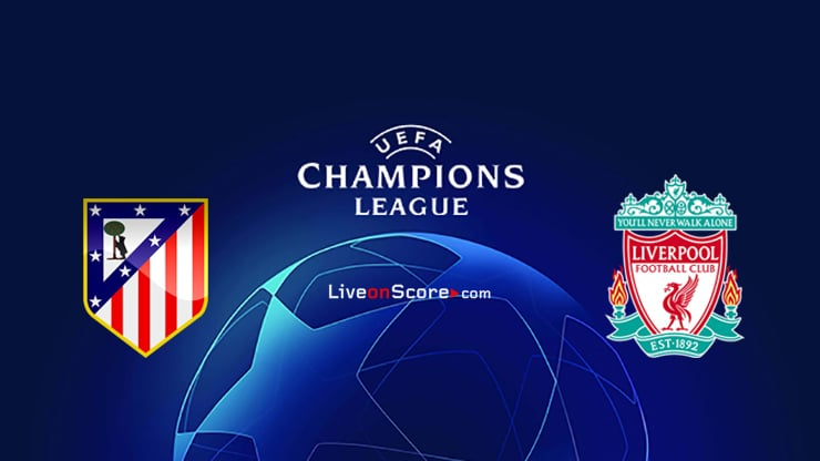 Atl. Madrid vs Liverpool Preview and Prediction Live stream UEFA Champions League 2021/2022