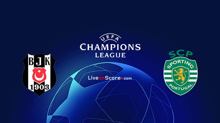 Besiktas vs Sporting Preview and Prediction Live stream UEFA Champions League 2021/2022