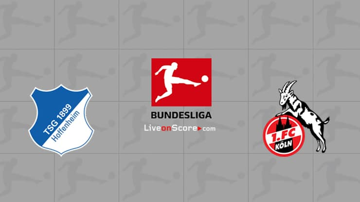 Hoffenheim vs FC Koln Preview and Prediction Live stream Bundesliga 2021/2022