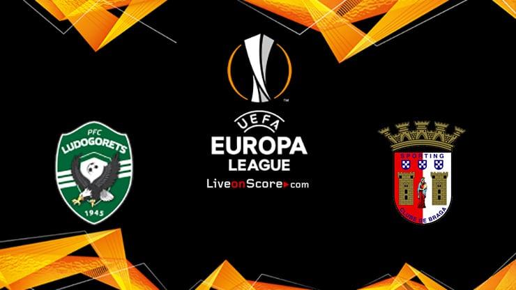 Ludogorets vs Braga Preview and Prediction Live stream UEFA Europa League 2021/2022