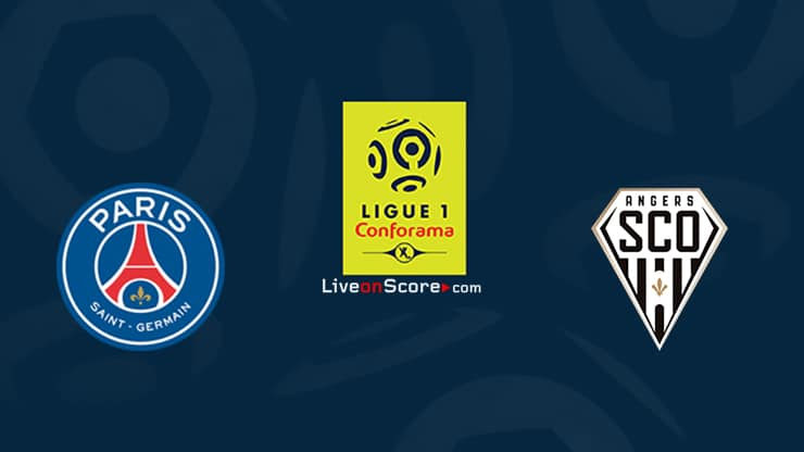 Paris SG vs Angers Preview and Prediction Live stream Ligue 1 – 2021/2022