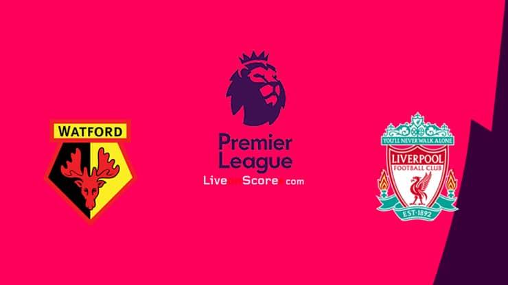Watford vs Liverpool Preview and Prediction Live stream Premier League 2021/2022